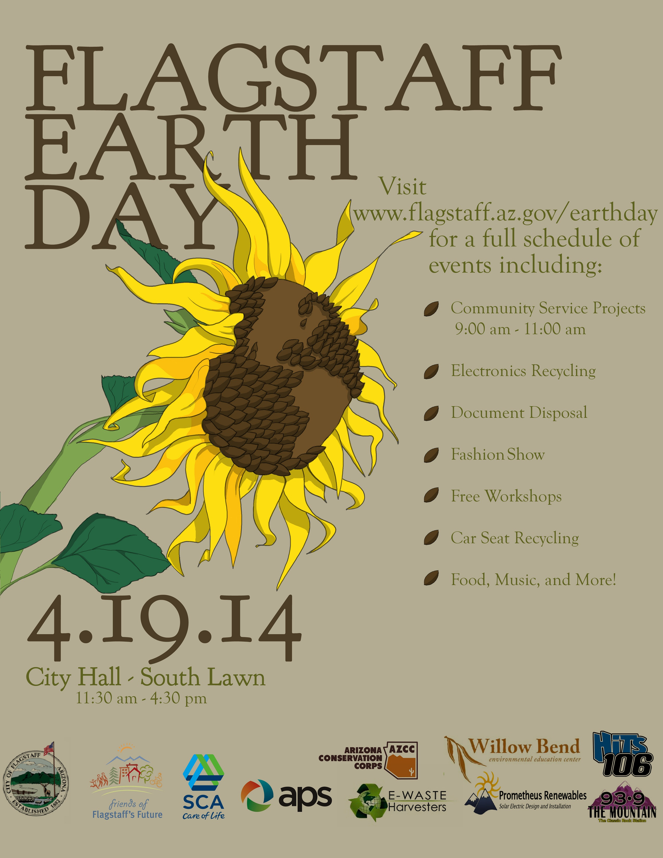 Earth Day Poster 2014 8 5x11 Final