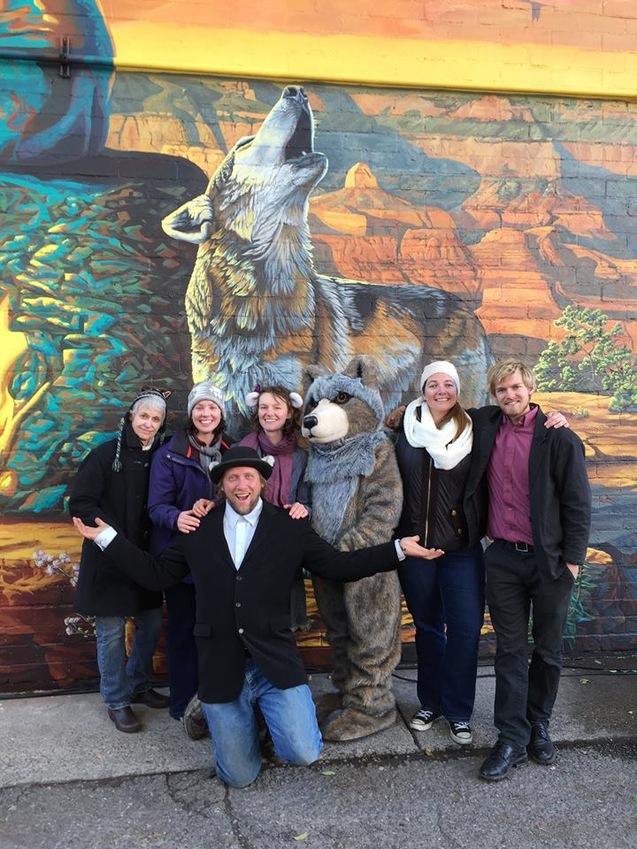 Echo mural dedication 2015