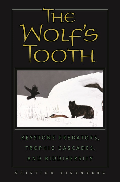 The Wolfs tooth by CEisenberg book cover