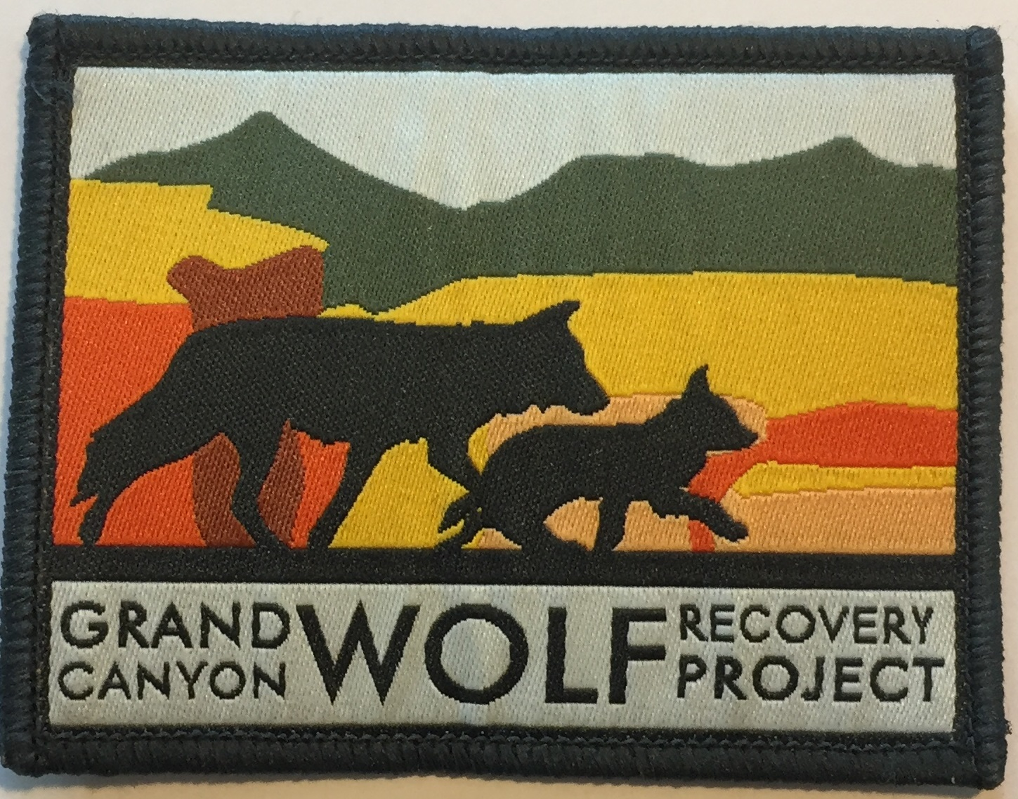 GCWRP logo patch