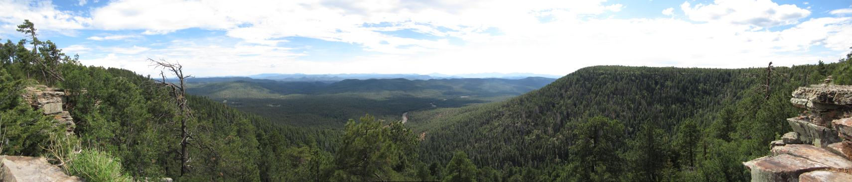 Photo of Mogollon Rim by J Davis