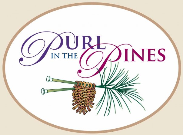 purl in the pines logo